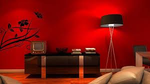 red color wall living room centerfieldbar com