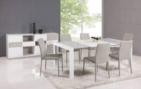 Dining Room Splendid White Rectangle Glass Dining Room Tables - Modern glass dining room furniture