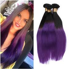 ombre hair weave african american discount purple weave bundles 2018 purple hair weave bundles on