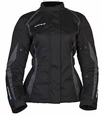 waterproof motorcycle jacket spada motorcycle textile ladies jacket planet black white amazon co