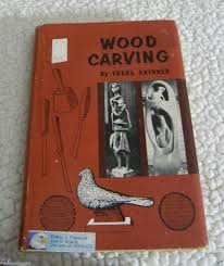 wood carving by outlet book company staff and random house value
