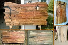 Headboard Made From Pallets Wooden Pallets For Sale Archives Cool Easy Woodworking Projects