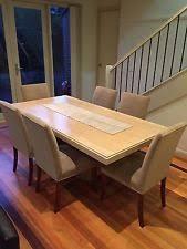 Travertine Dining Table Travertine Tables Ebay