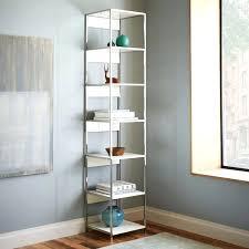 west elm white bookcase west elm bookshelf lacquer storage bookshelf west elm white lacquer