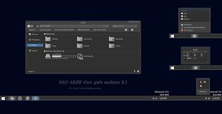 black themes windows 8 sao dark theme windows 8 1 by cleodesktop on deviantart
