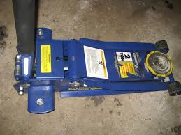 Craftsman 1 5 Ton Floor Jack by Show Off Your Jack S The Garage Journal Board