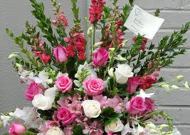 funeral flowers delivery annapolis md florist sympathy funeral flowers gift baskets