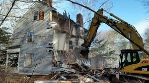concord home demolished mystery remains news wicked local