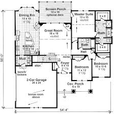 craftsman floorplans one story craftsman home plan 14566rk architectural designs