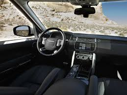 new land rover interior test drive the 2013 range rover is more car than you will ever