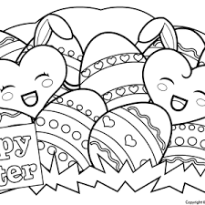 easter colouring pages printable easter coloring pages
