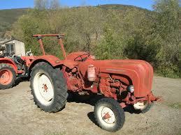 first lamborghini tractor 1960 porsche tractor super export type 329 for sale