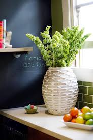 photos hgtv craftsman kitchen with chalkboard wall and green