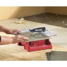 Ryobi Tile Saw Manual by Skil 3540 02 7 Inch Wet Tile Saw Power Tile Saws Amazon Com