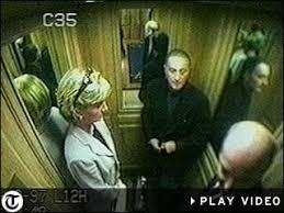 princess diana jury shown cctv footage telegraph