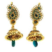new jhumka earrings 51 jhumka earrings designs 22k gold jhumka earrings ajer62768 us