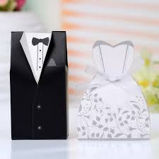 and groom favor boxes dress groom tuxedo party favor boxes template for wedding