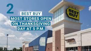 stores open on thanksgiving 2017 walmart best buy money