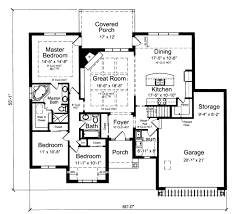 houseplans com bungalow craftsman main floor plan plan 46 511
