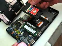 reset samsung q1 ultra q1 ultra umpc replacing the hard drive with cf ssd youtube