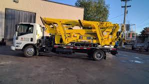 truck mounts bucket truck of the future all access equipment