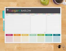 Weekly Desk Pad My Favorite Agendas And Planners For 2016 U2013 Sam Allen Creates