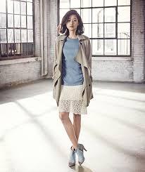 hair cut 2015 spring fashion jeon ji hyun reveals her simple secret to beauty korean fashion