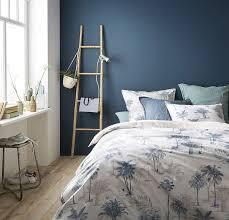 peinture de chambre tendance joli bleu dans une chambre déco co bleu chambres et
