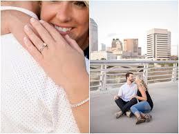 wedding photography columbus ohio downtown columbus ohio engagement session scioto mile session