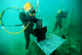 taking the plunge a guide to starting an underwater welding