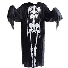 Halloween Death Costume Buy Wholesale Halloween Costumes Skeleton China