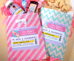 personalized party favor bags doc mcstuffins personalized pharmacy bag party favor