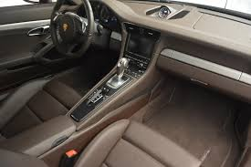 porsche hatchback interior 2014 porsche 911 turbo stock 7026 for sale near greenwich ct