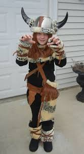 Viking Halloween Costume Easy Viking Costume Sewing Involved 6 Steps Pictures