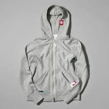davis hoodie grey