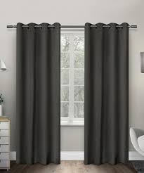 Charcoal Grey Blackout Curtains Beautiful Blackout Curtains Zulily