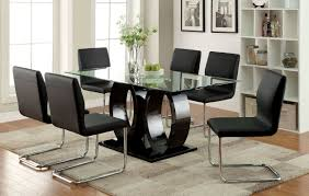 7 piece dining room sets hokku designs benedict 7 piece dining set u0026 reviews wayfair