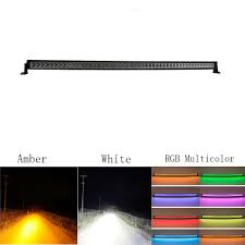 42 In Led Light Bar by Compare Prices On Rgb Led Light Bar Offroad Online Shopping Buy