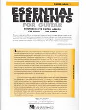 essential elements for guitar southwest strings