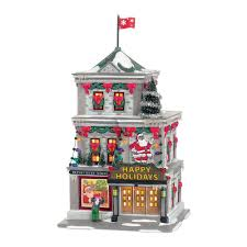 amazon com department 56 a christmas story village happy holiday