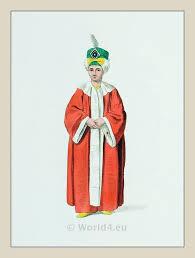 Ottoman Officials The Costume Of Turkey Ottoman Empire Ottoman Empire
