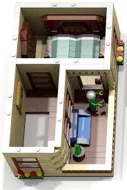 Lego House Floor Plan 169 Best House Images On Pinterest Lego Modular Lego
