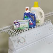 Laundry Room Detergent Storage Washer Dryer Laundry Room Storage Shelf Organizer Rack Detergent