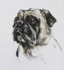 paintmydog dog art contemporary dog portraits original dog art