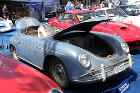 2011 porsche speedster for sale 1956 1958 porsche 356a 1600 speedster pics u0026 information