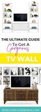 best 25 tv wall decor ideas on pinterest tv decor tv stand