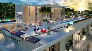 Home Design Show In Miami Parque Platinum Penthouses U0026 Tower Suites For Sale In Miami Youtube