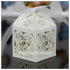 Heart Shaped Candy Boxes Wholesale Wholesale 100pcs Lot Heart Pattern Diy Favor Box Candy Box Lace
