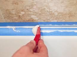 Caulking Bathroom Floor Best 25 Caulking Tips Ideas On Pinterest Decorators Caulk