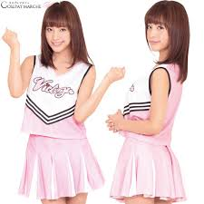Cheerleader Halloween Costume Cosmarche Rakuten Global Market Puffy Straining Cosplay